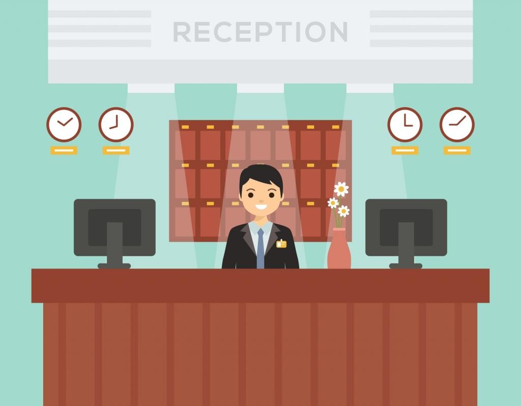 Lễ tân văn phòng là gì? Thực hiện những công việc gì? Thu nhập ra sao?