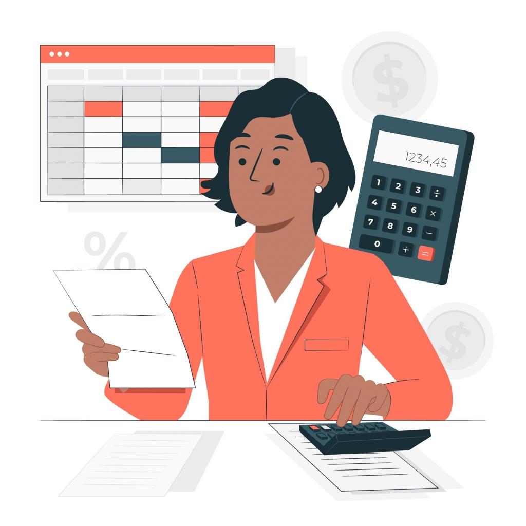 Kế toán là vị trí then chốt của một công ty