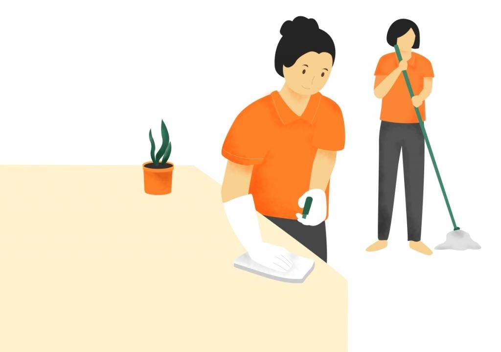Giúp việc theo giờ là gì? Những điều cần biết về công việc giúp việc theo giờ?