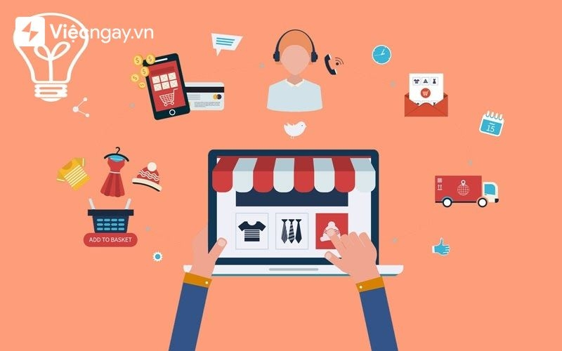 Bán hàng online - nghề hot lương cao nhưng không dễ làm