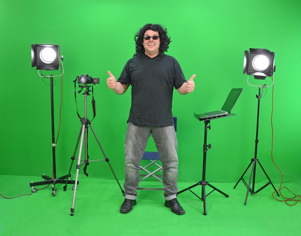 Bạn sẽ cần trang bị một số thiết bị, dụng cụ trong studio để hỗ trợ chụp ảnh tốt hơn