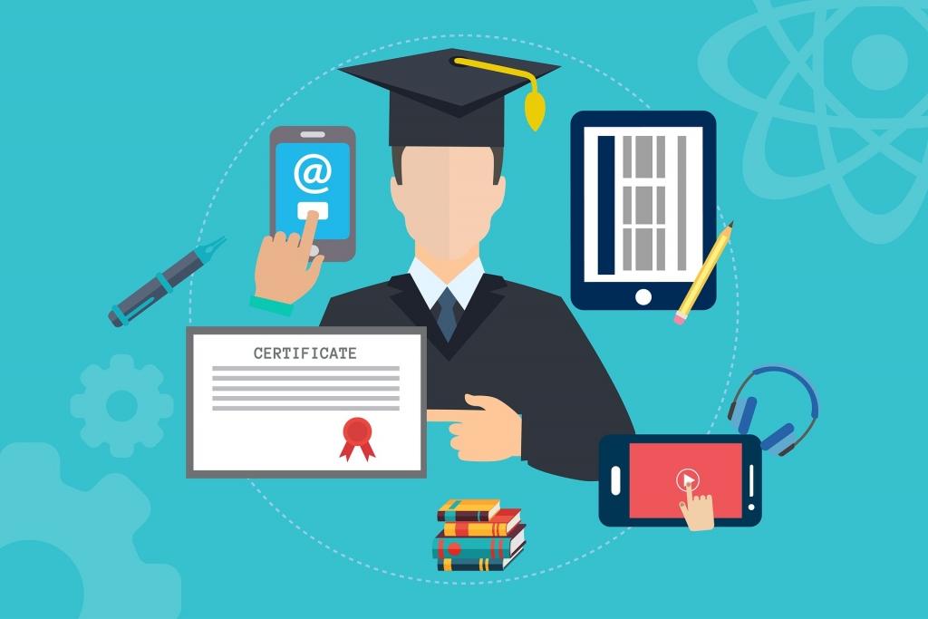 Thông qua bằng cấp, bảng điểm, chứng chỉ, người tuyển dụng sẽ tin tưởng hơn vào những kinh nghiệm, kỹ năng của bạn