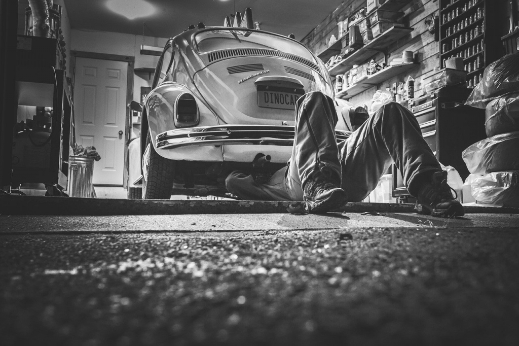Những công việc của thợ cơ khí là gì? Thu nhập bao nhiêu?