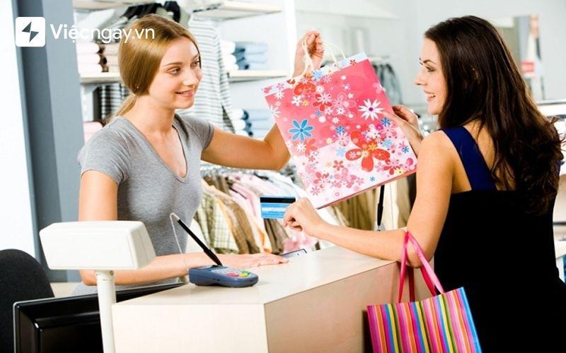 nhân viên bán hàng