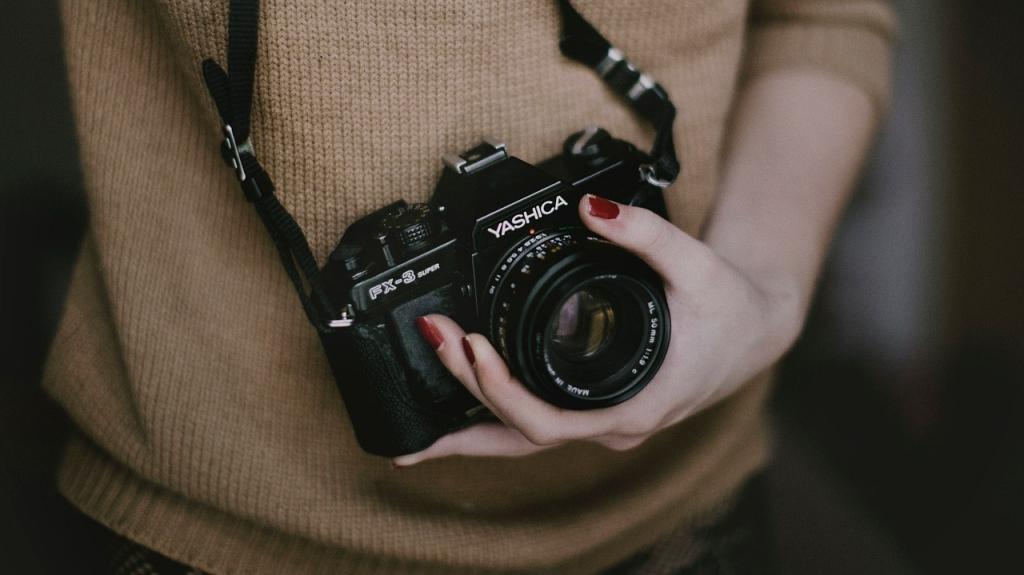 Những dụng cụ không thể thiếu đối với thợ chụp ảnh là gì?